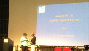 Steward Award